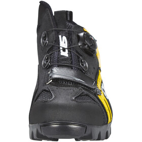 Sidi MTB Defender Shoes Men Black/Yellow